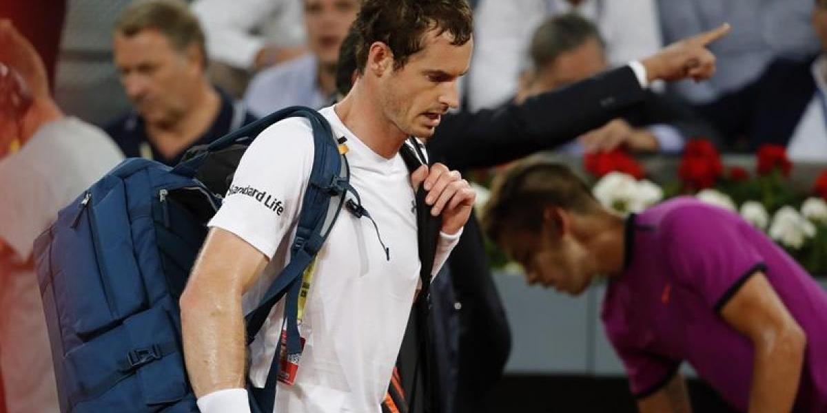 Joven promesa croata agudiza el mal año de Andy Murray
