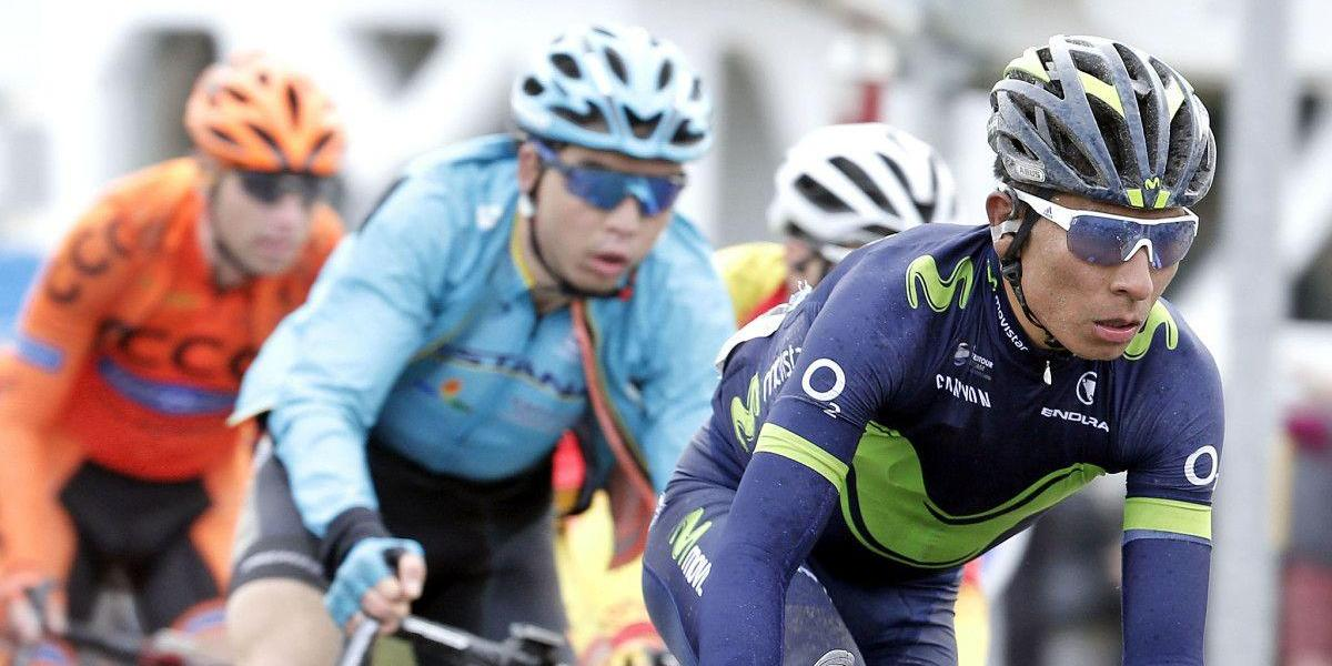 Nairo vs. Nibali, cara a cara en la llegada a Terme Luigiane, ¿qué pasó?