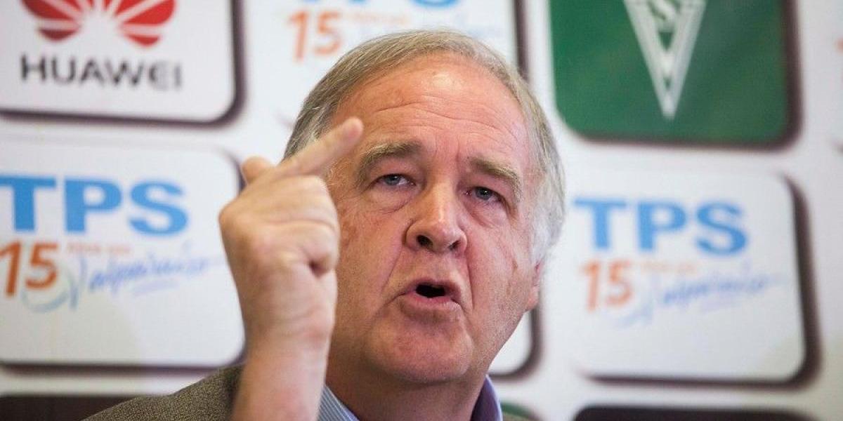 Aumenta la tensión en Wanderers: Jorge Lafrentz fue agredido por hinchas