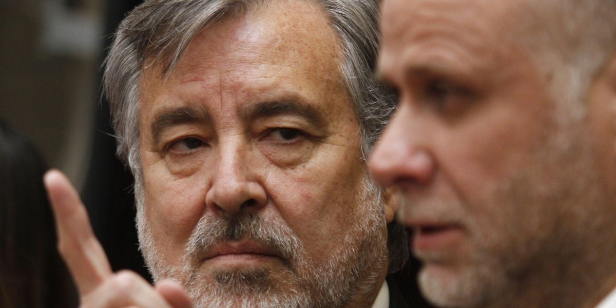 """GuillIer se refiere a inversiones del PS: """"Son hechos dolorosos de un tipo de política que no queremos"""""""