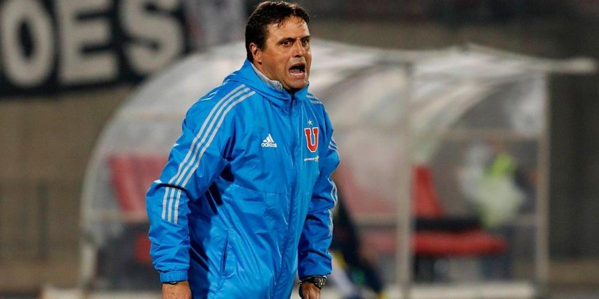 La especial arenga de Hoyos para levantar a la U y quitarle el título del Clausura a Colo Colo