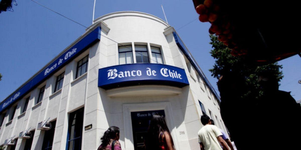 Banco de Chile registra problemas técnicos para devolución de impuestos