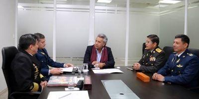 Kuczynski asistirá a investidura de Lenín Moreno
