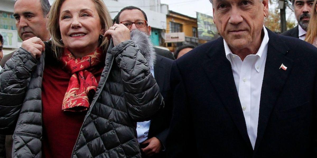 """Comisión Exalmar citará a Sebastián Piñera y Cecilia Morel para """"despejar dudas"""""""