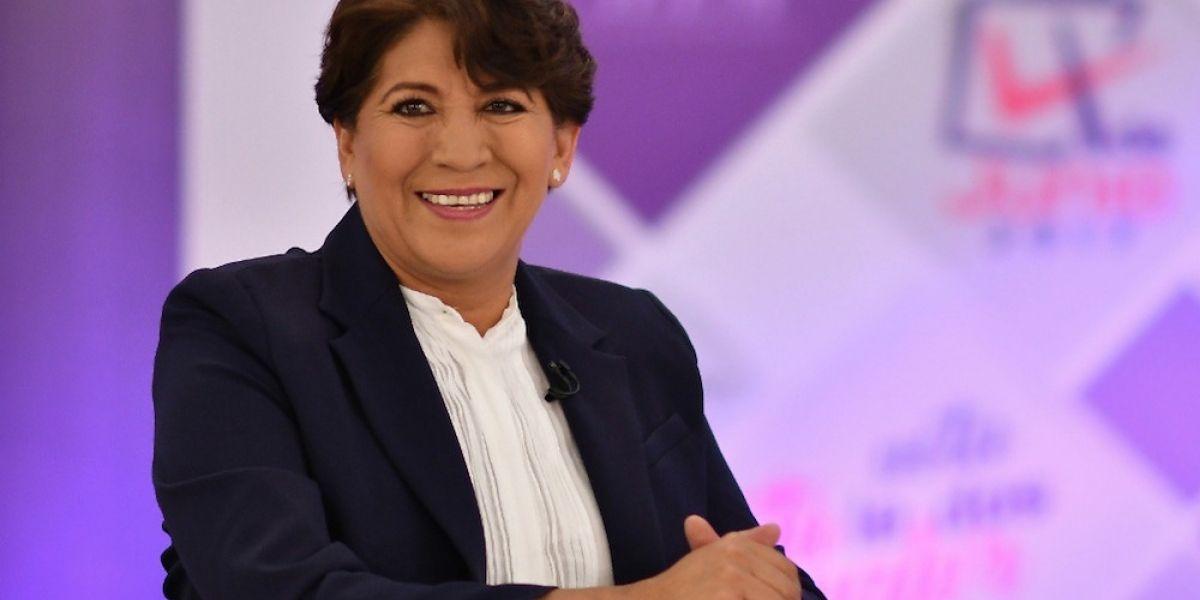 Revisaré la gestión de Peña Nieto en el Edomex: Delfina Gómez