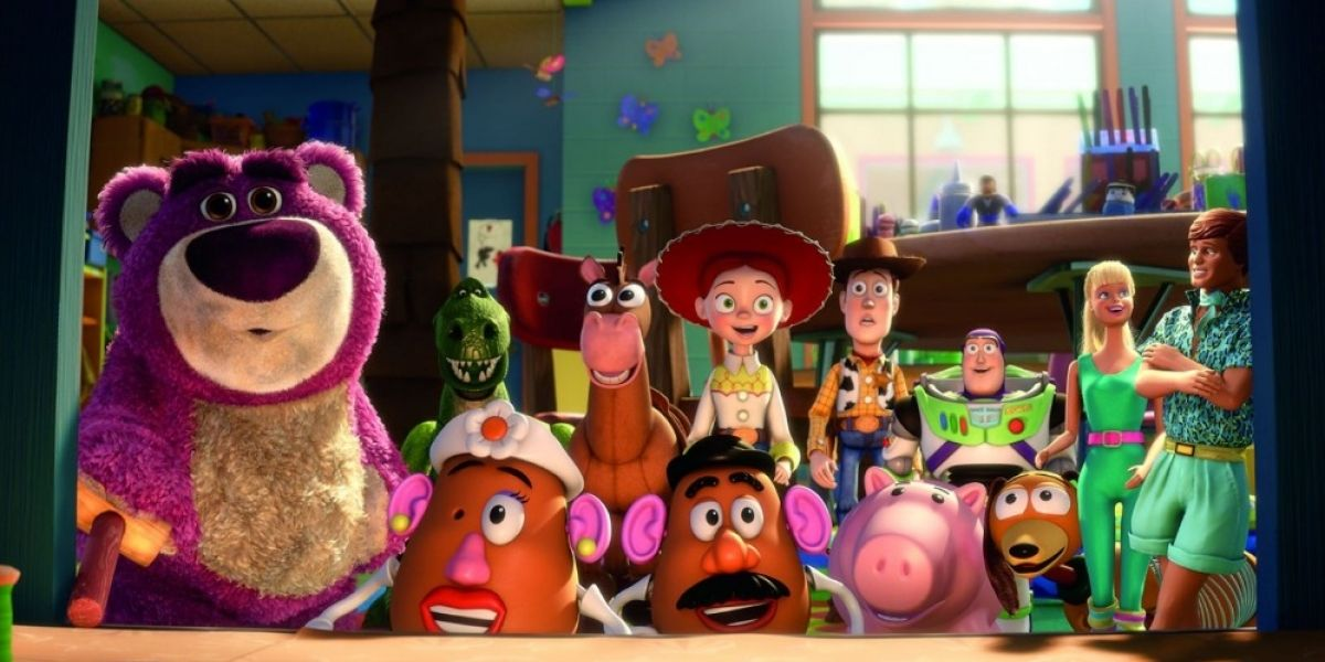 Descubren mensaje oculto que vincula a Toy Story 3 con Up