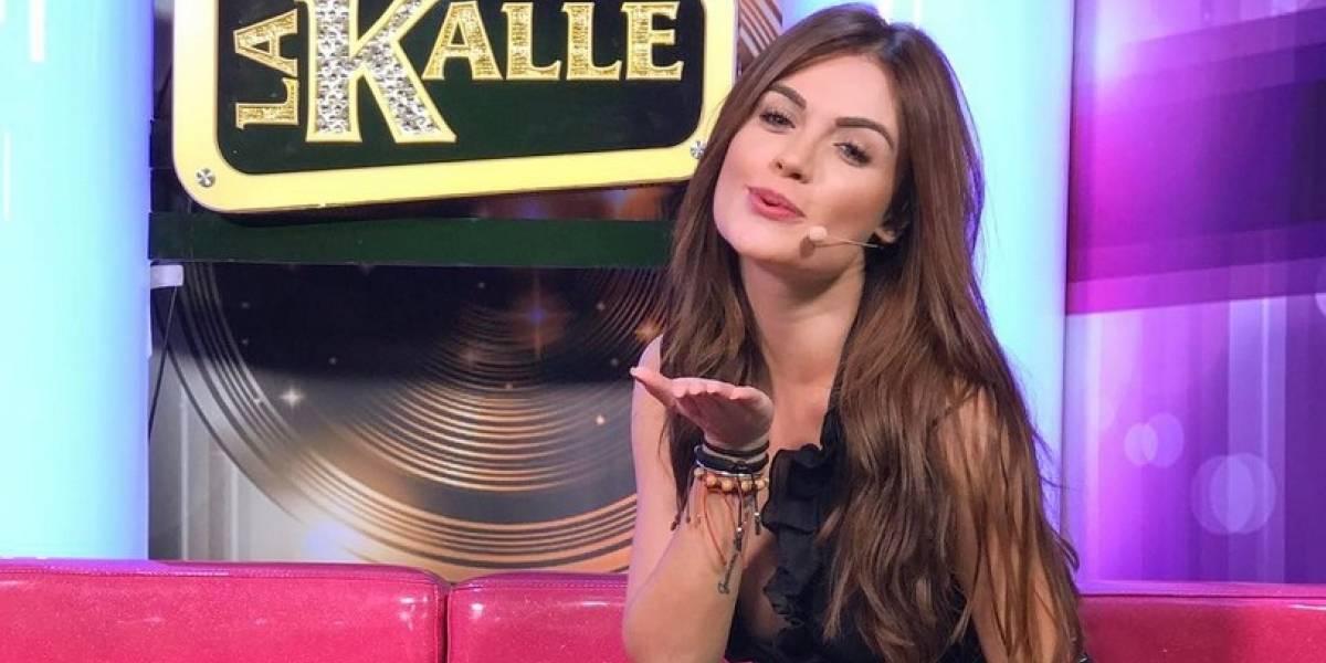 Sara Uribe habla de los rumores de su relación con el 'Tino Asprilla'
