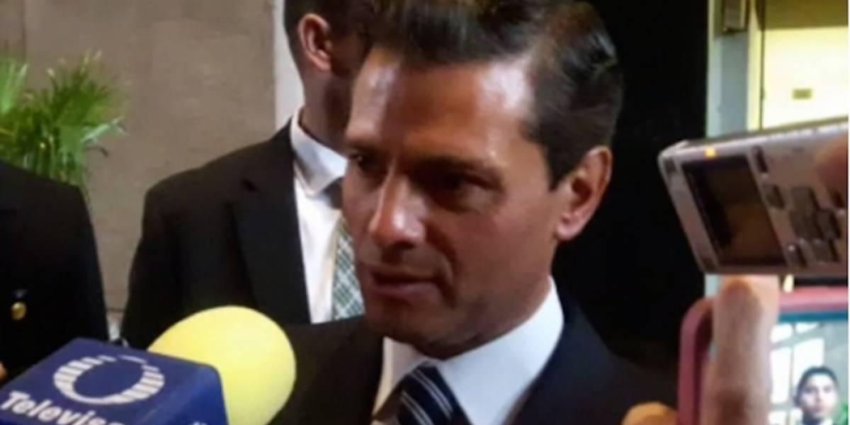 Habrá investigación por hechos en Palmarito, asegura Peña Nieto