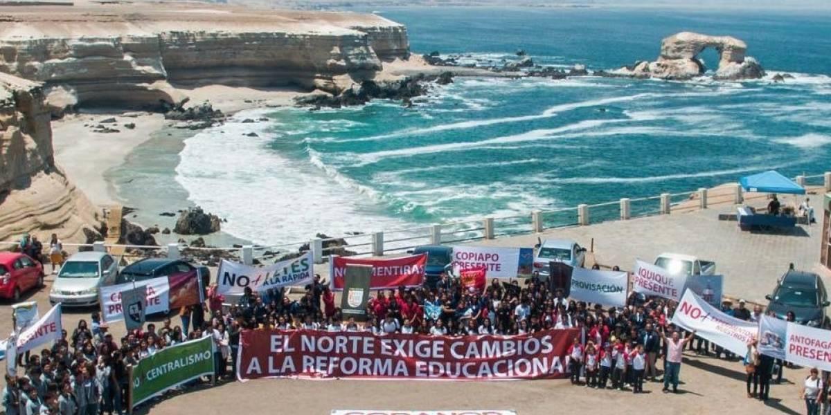 Ley de inclusión: colegios de tres ciudades del norte grande preparan masiva marcha para este sábado