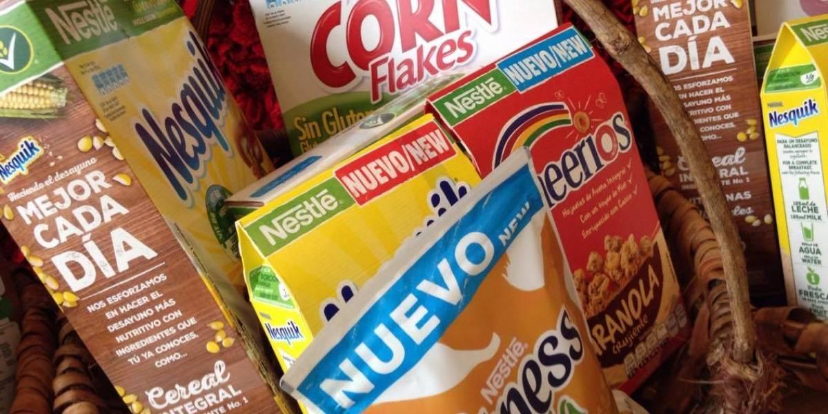 Los cereales que tanto le gustan a tus hijos ahora contienen menos azúcar