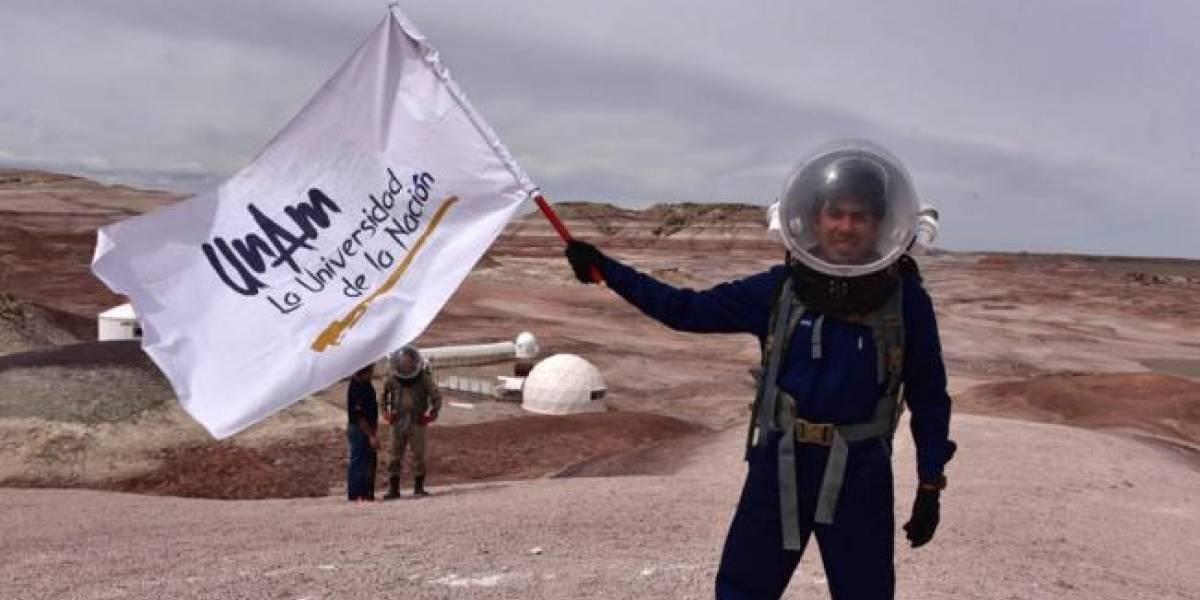 UNAM analizará radiación de muestras recolectadas en Marte