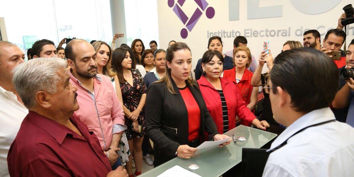 PRI denuncia a candidato del PAN en Coahuila por misoginia