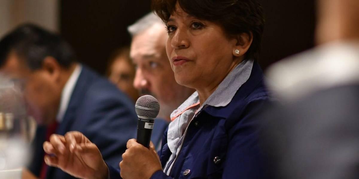Sector inmobiliario del Edomex apoya a Delfina Gómez