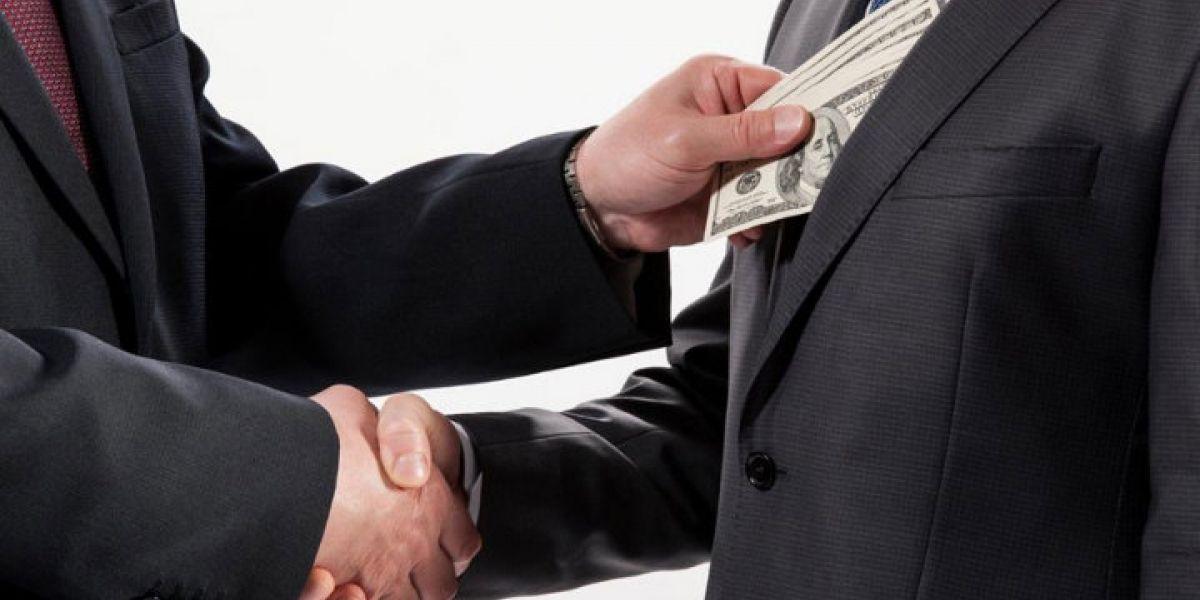 Corrupción en tres actos