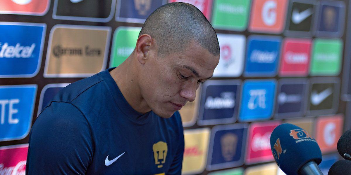 Darío Verón revela que no quiso un homenaje de la directiva de Pumas
