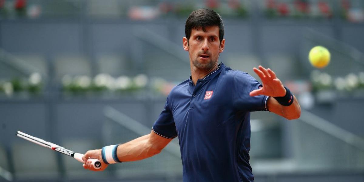 Djokovic se mete a los Cuartos de Final del Abierto de Madrid