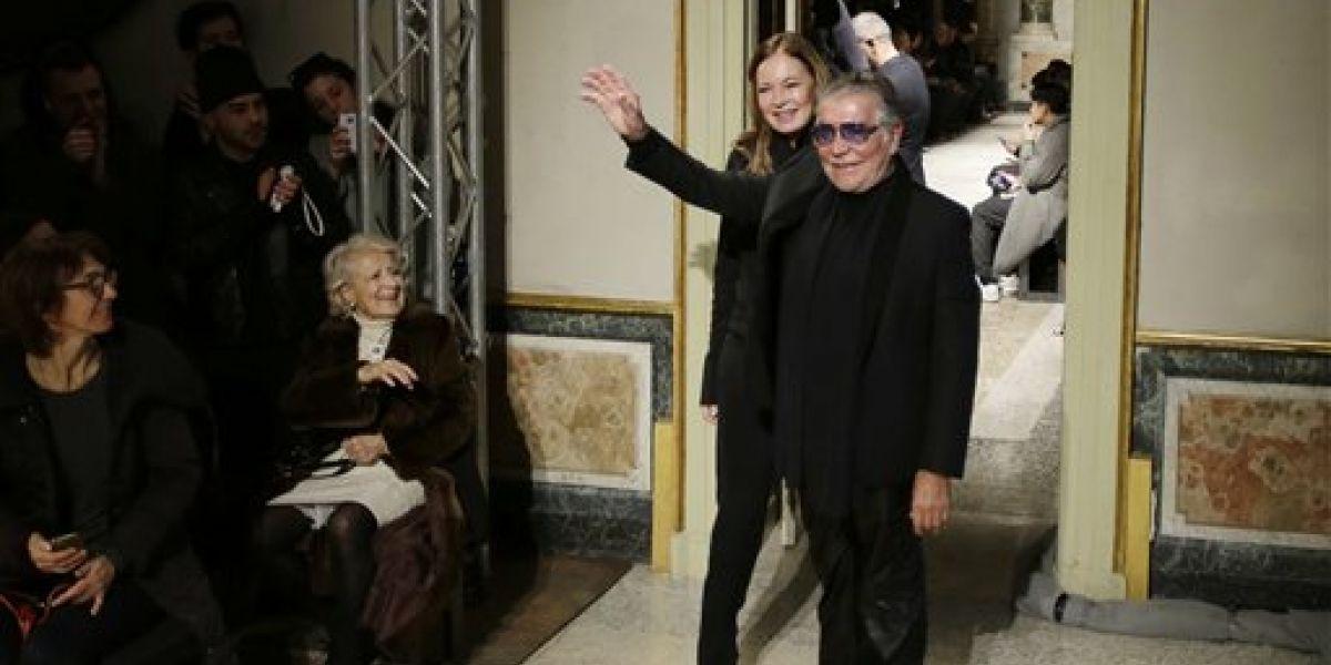 Roberto Cavalli nombra un nuevo director creativo