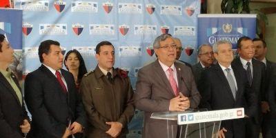 Guatemala decreta estado de sitio en municipios limítrofes con México