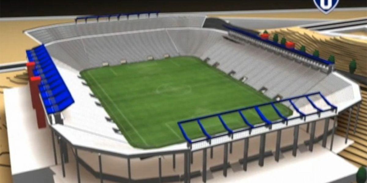 """Azul Azul: """"A lo mejor tendremos que ir fuera de Santiago por el estadio propio"""""""