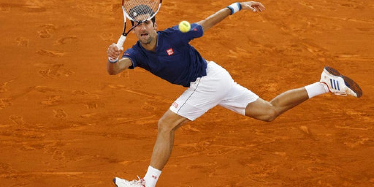 Djokovic avanza a semifinales en Madrid