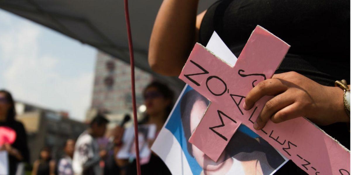Ser mujer, un riesgo en México