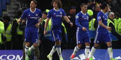 Así fue la celebración tras coronarse campeón de la Premier League — Chelsea