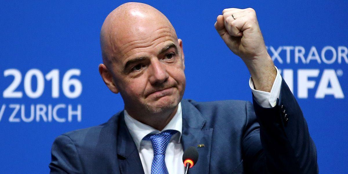"""Celebran en la FIFA que """"la crisis y la dictadura han terminado"""""""