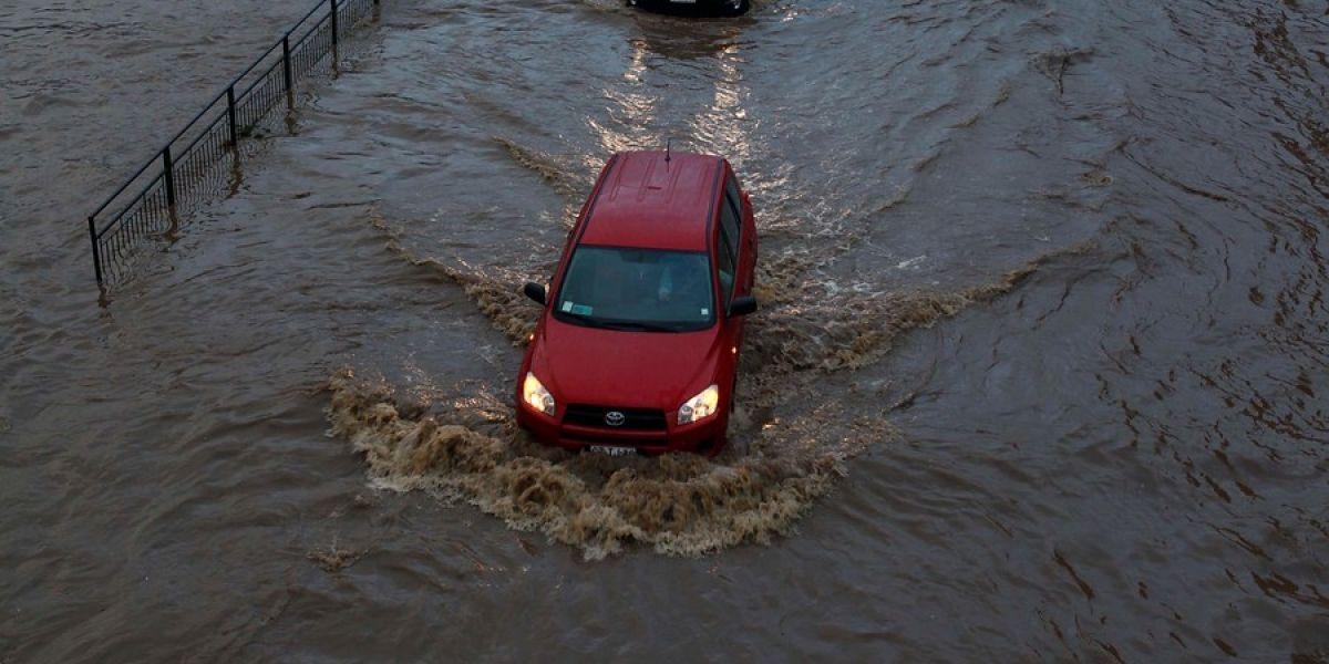 Alarma por lluvias intensas en Atacama y Coquimbo: se esperan hasta 80 milímetros de agua durante este jueves
