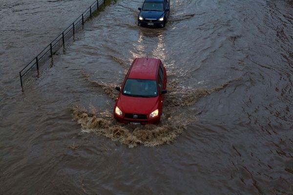 Lluvias provocaron cortes de ruta y anegamientos en Región de Coquimbo