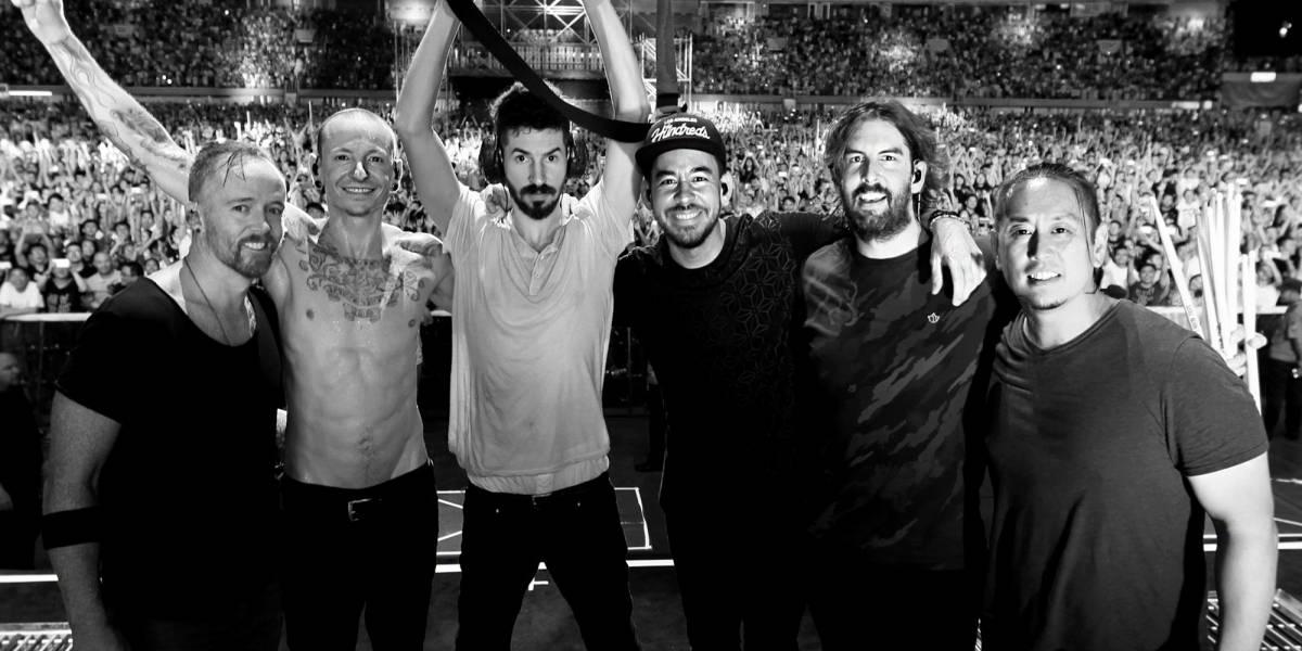 Linkin Park realiza leilão de instrumentos musicais da banda nesta quarta