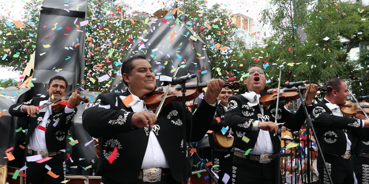Anuncian programa del Encuentro del Mariachi en Guadalajara