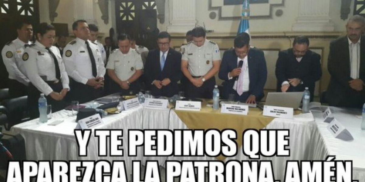 "Redes sociales ""revelan detalles"" de la fuga de ""La Patrona"" con memes"