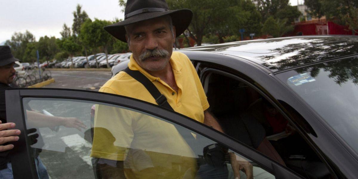 Conceden libertad condicional a José Manuel Mireles