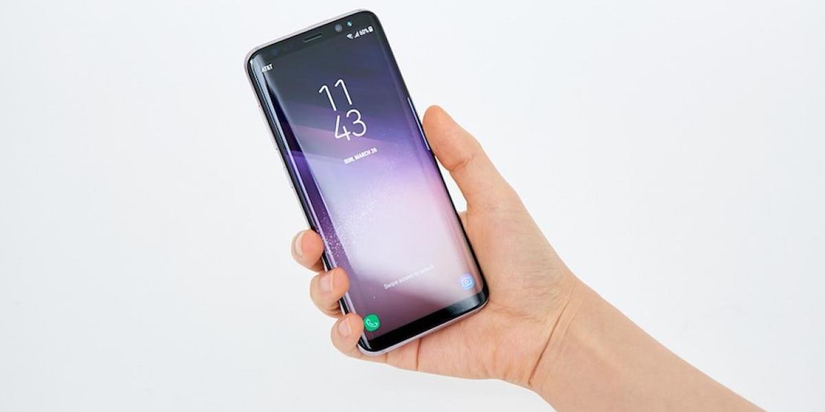 El Samsung Galaxy S8 ya está en Guatemala y estas son sus novedades