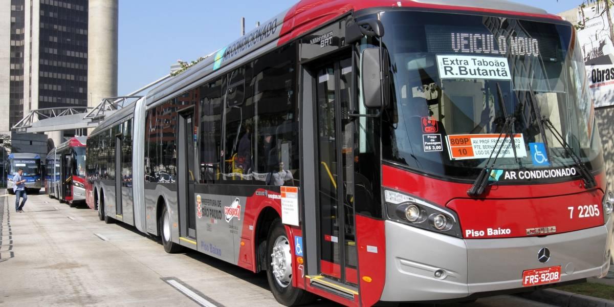 Homem suspeito de participar de assalto a ônibus é preso em São Paulo