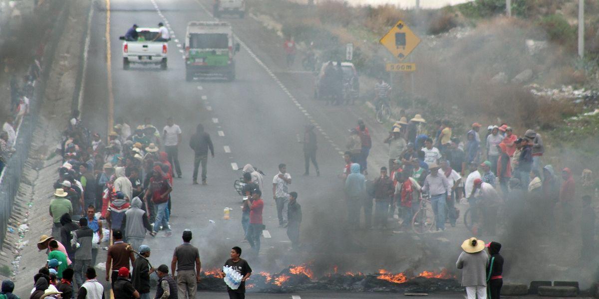 Vinculan a proceso a 9 por enfrentamiento contra militares en Palmarito