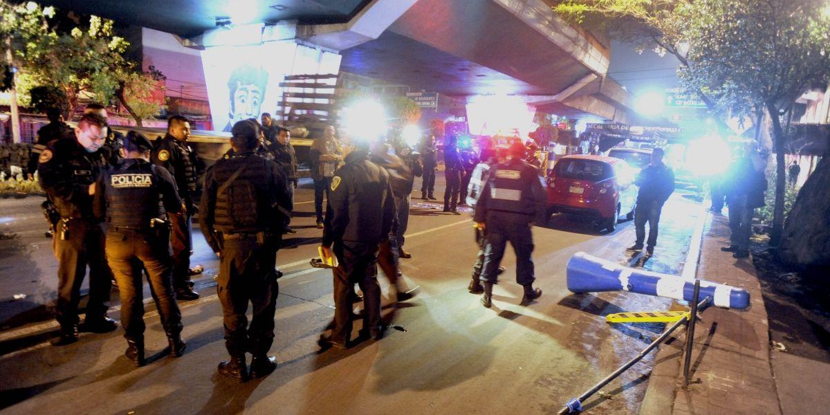 Evasores de alcoholímetro han atropellado a 12 policías; tres han muerto