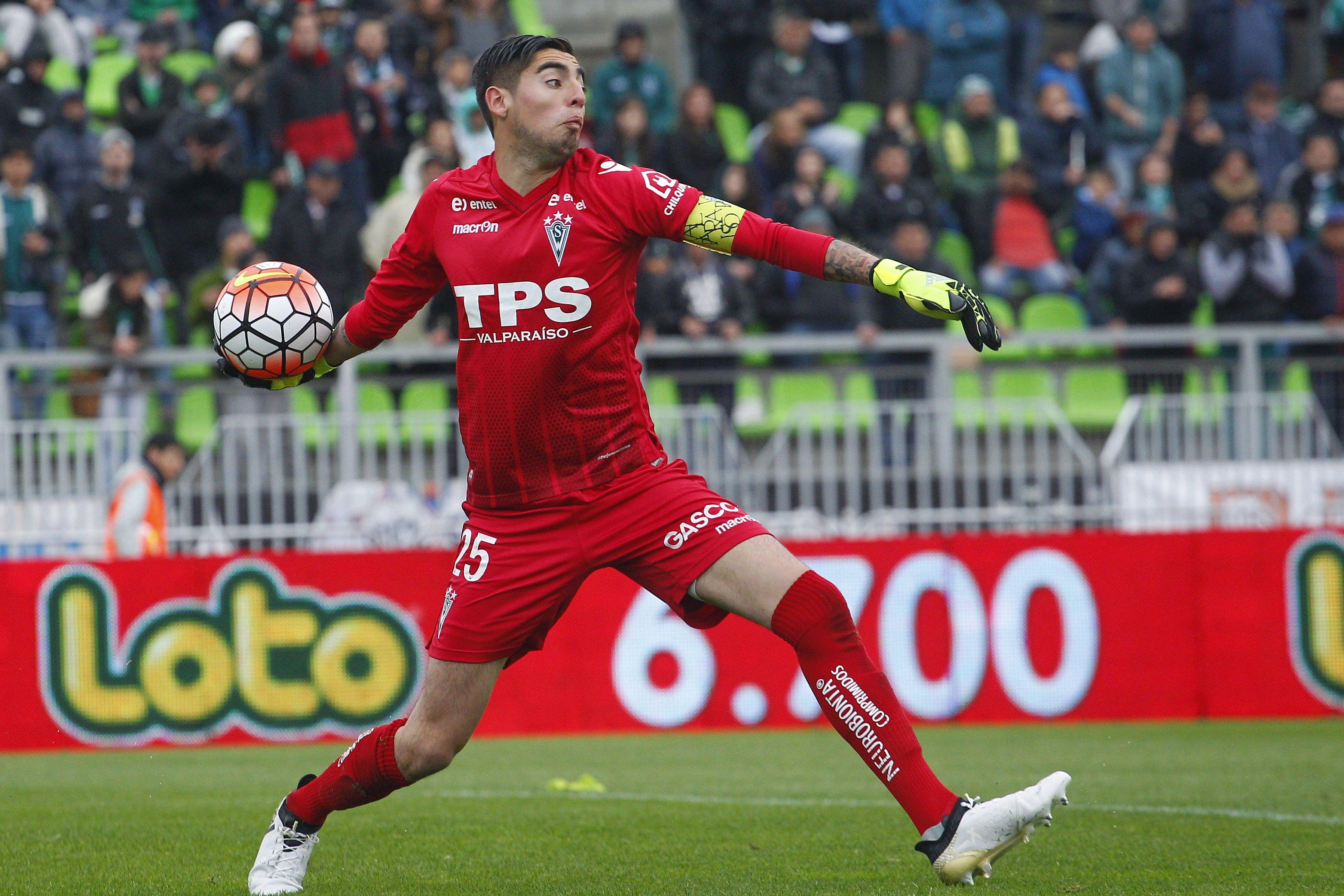 Gabriel Castellón, Santiago Wanderers / Photosport