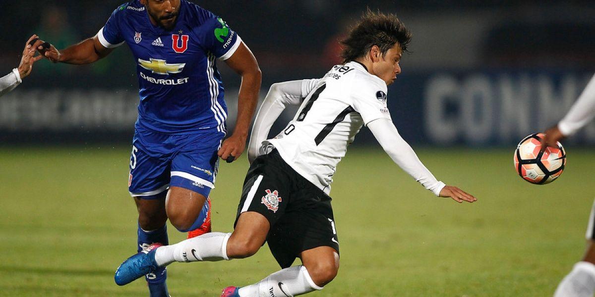 """Ángel Romero anticipó el Chile-Paraguay con """"duelo aparte"""" contra Jara y Beausejour"""