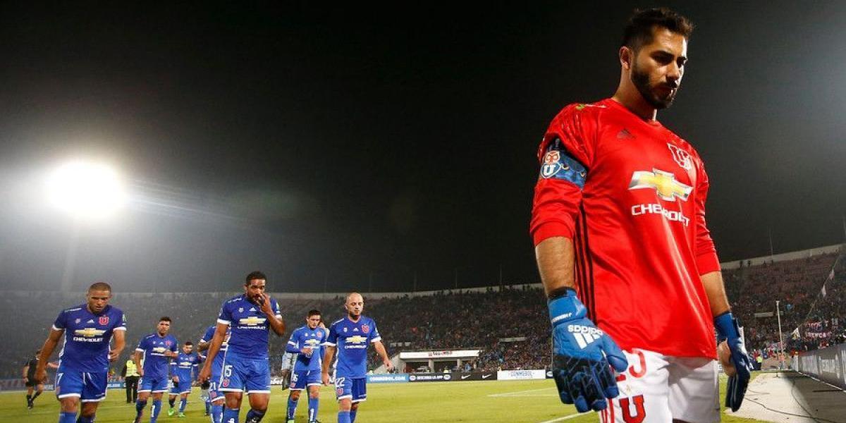 Trastienda de la Sudamericana: La ansiedad y desazón marcaron la eliminación de la U