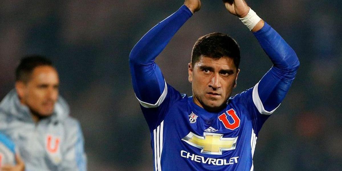 David Pizarro habla de todo: valora a la U, quiere el título del Clausura y la salvación de Wanderers