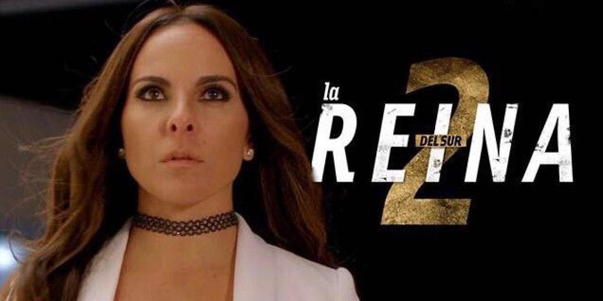 "Vuelve Kate del Castillo con ""La Reina del Sur"""