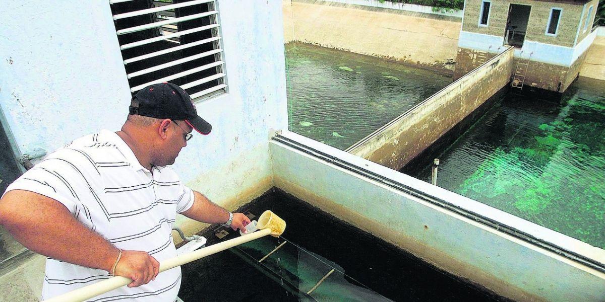 Turbia discusión por la calidad de agua en P.R.