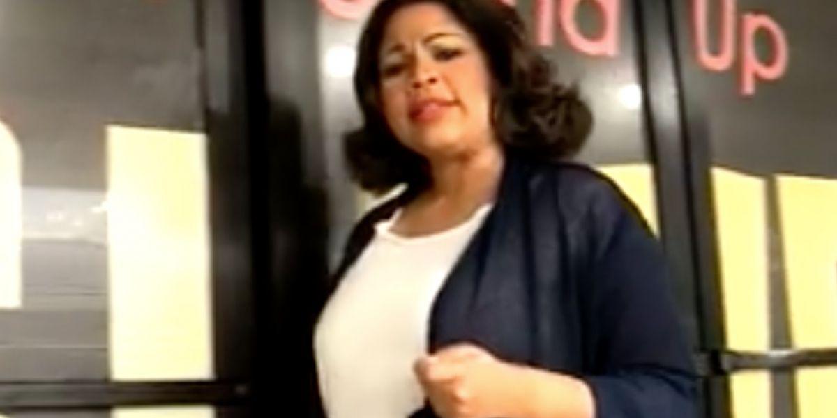 Lizmarie Quintana se gufea a Charbonier