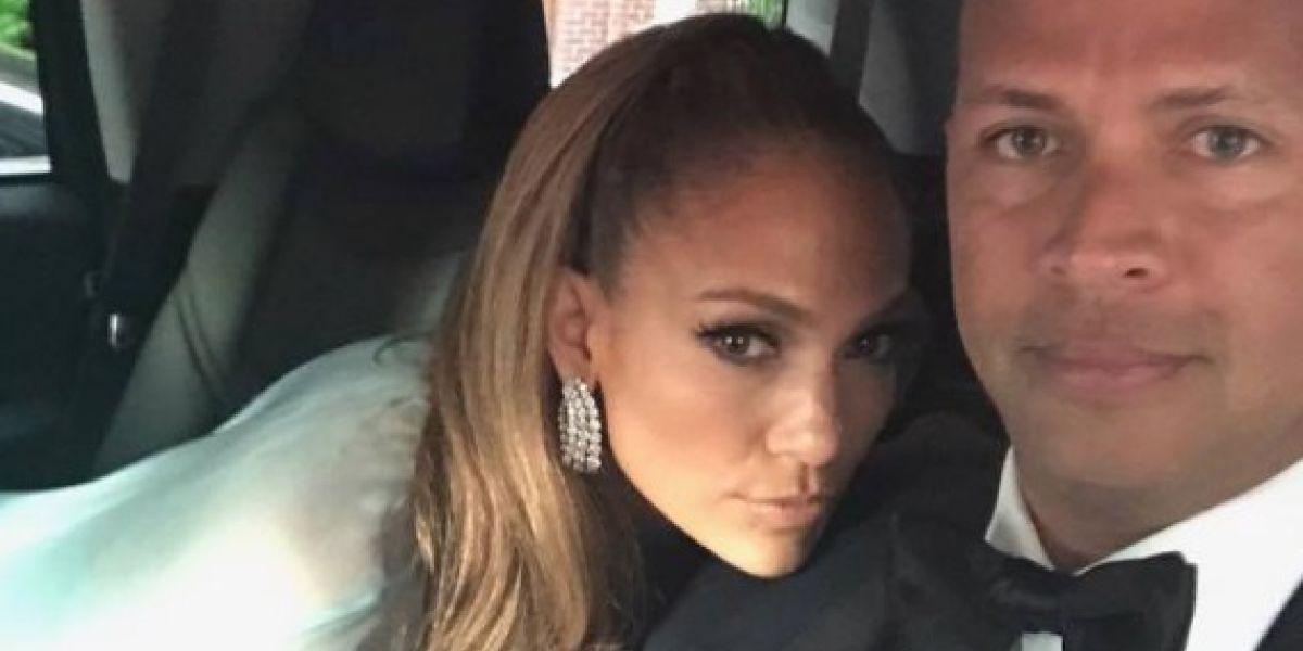 ¿Jennifer López vigila de cerca a Alex Rodríguez?