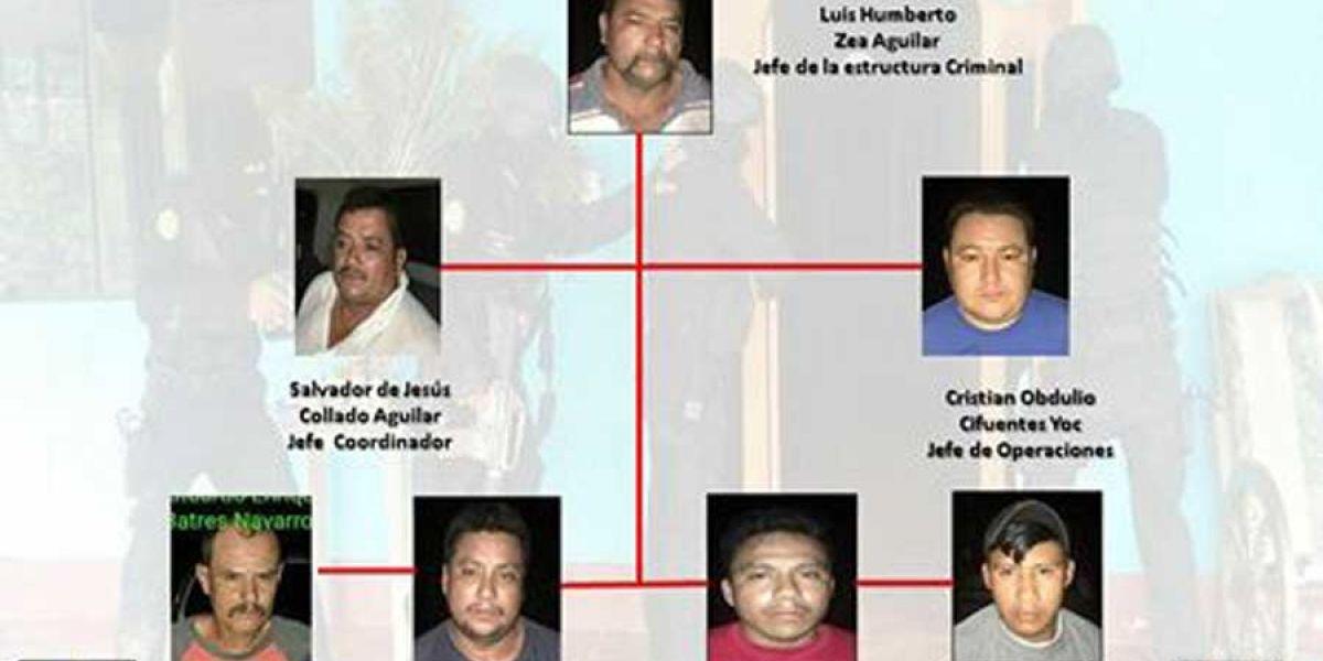 Capturan a presuntos secuestradores en Petén