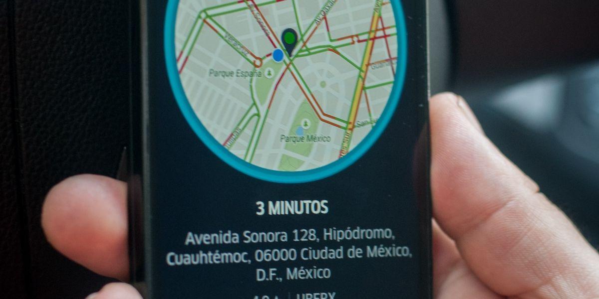 Juez Federal otorga a Uber suspensión definitiva que le permite circular en Jalisco