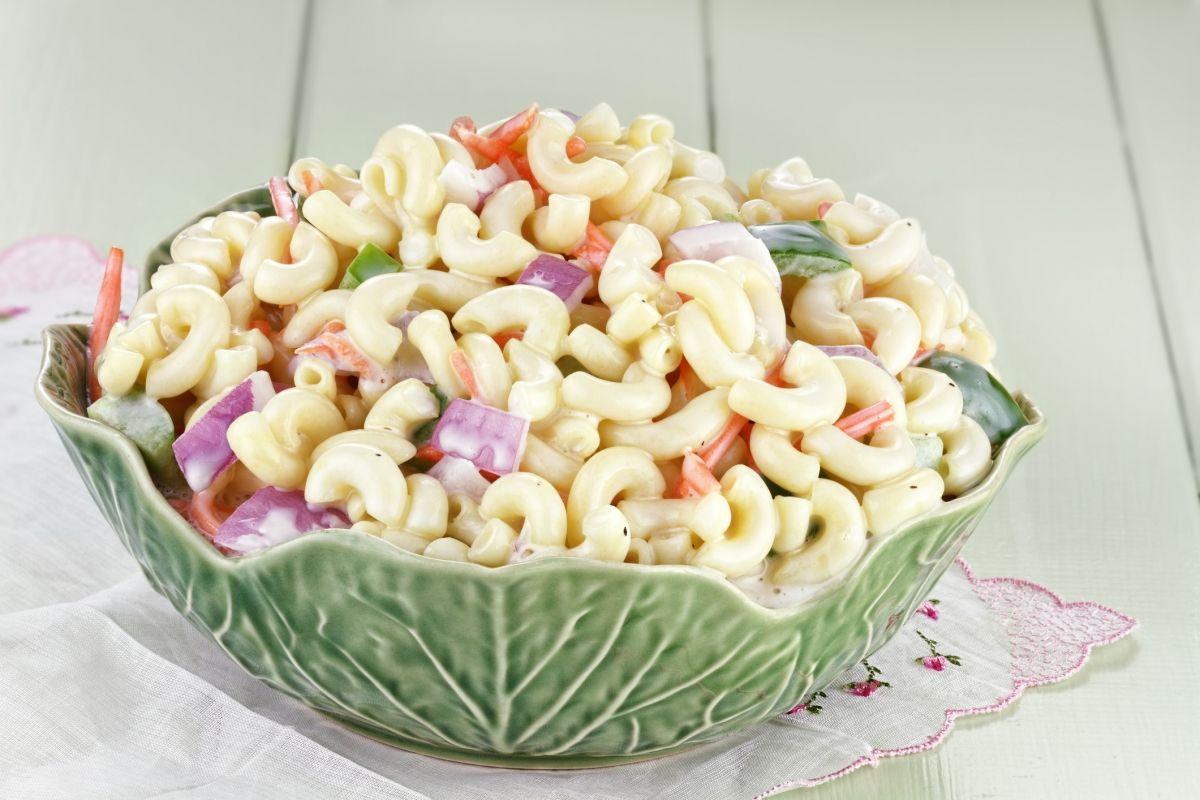 la ensalada de coditos más sencilla y deliciosa del mundo sabrosia