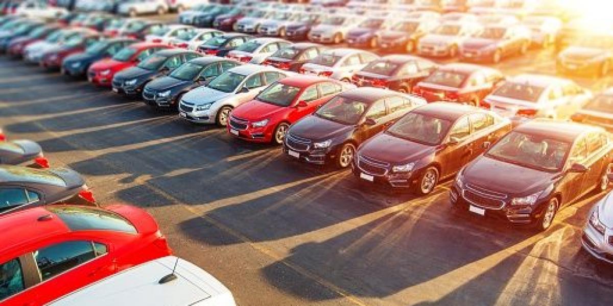 Reportan baja de 16.1 % en ventas de autos en la isla