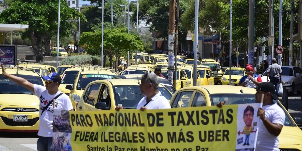 Anónimos: así prefieren operar los conductores de Uber en Barranquilla